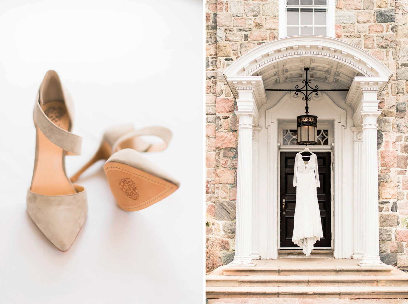 Styled wedding shoot at the Estates of Sunnybrook