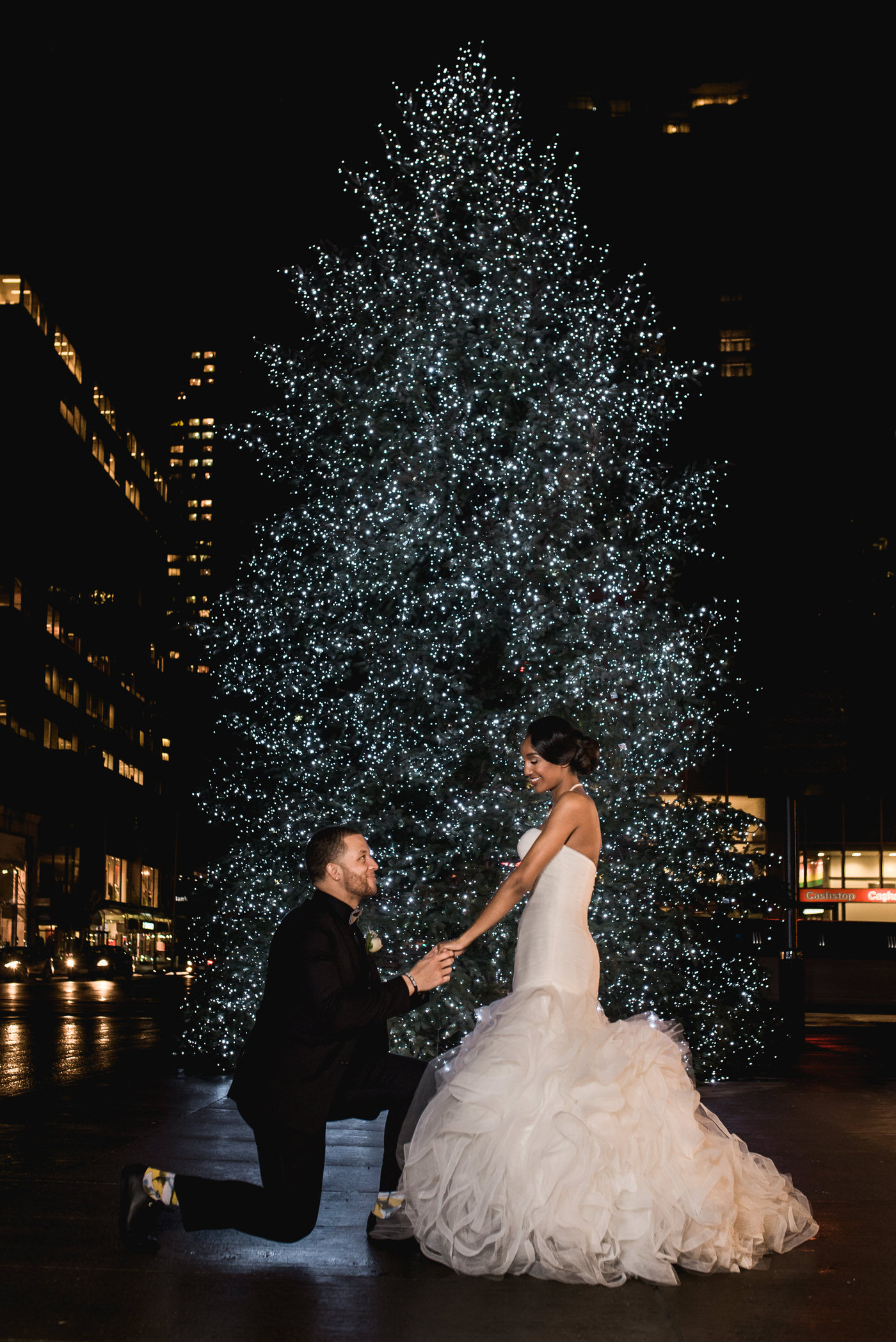 New Year's Eve Wedding in Toronto