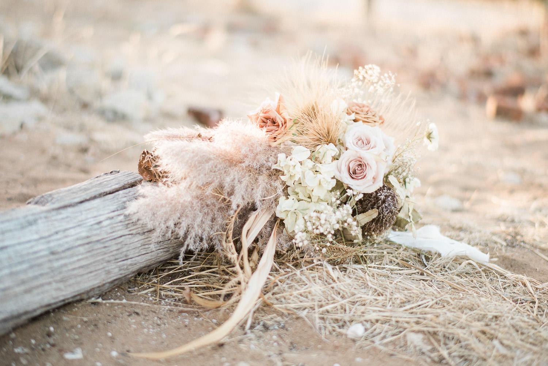 Wedding bouquet for Perth elopement