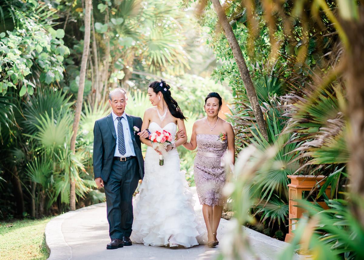 Bonica Cyril Wedding Tulum Mexico Gran Bahia Principe (20 of 60)