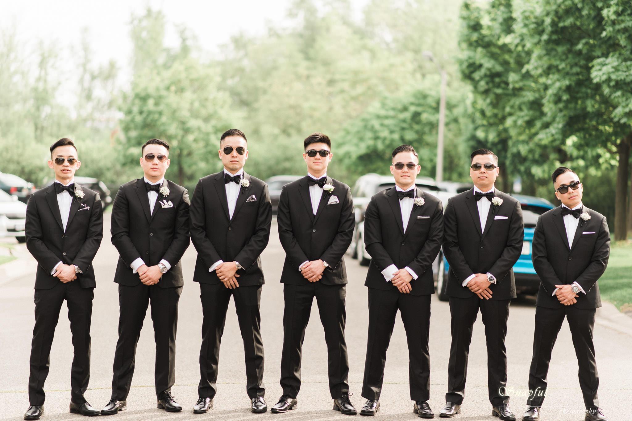 Cong Myshelle Wedding Vietnamese Wedding Borgata-19