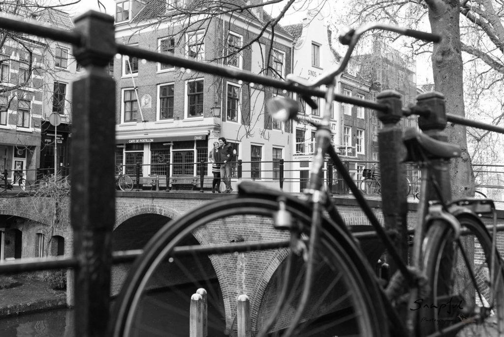 Lovely couple in Utrecht