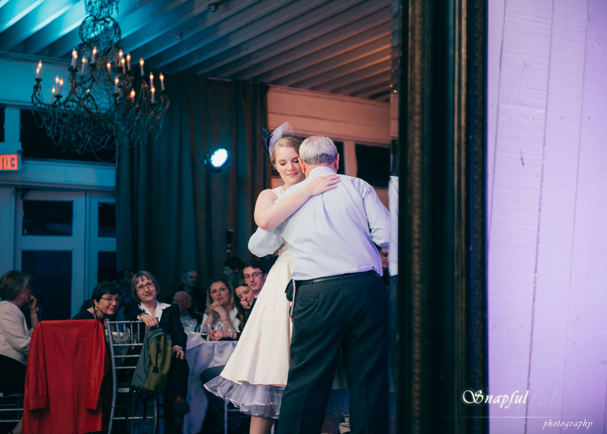 bride and dad's dance