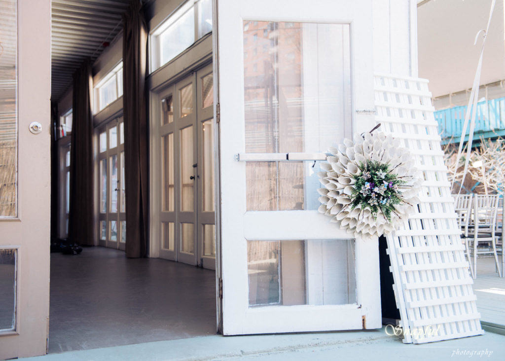 Berkeley Fieldhouse wedding