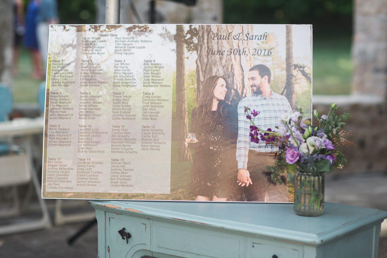 Wedding details at Alton Mil