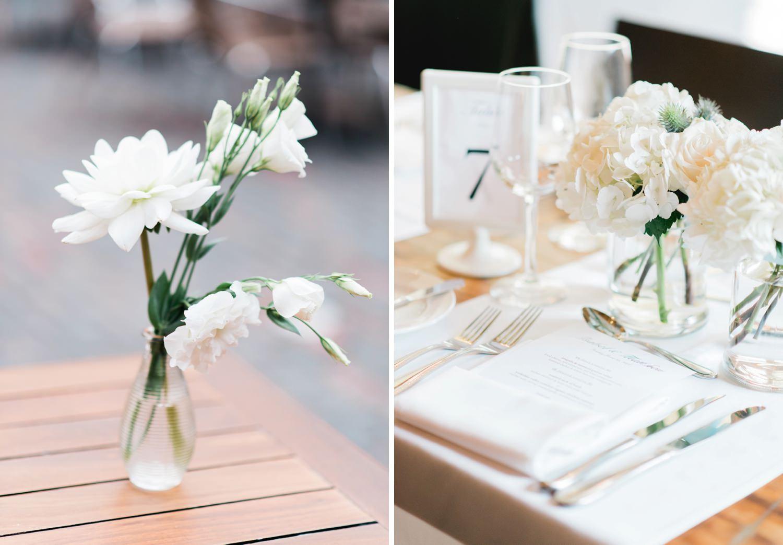 Wedding Archeo Reception Toronto Distillery District