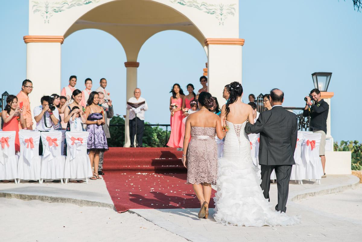 Bonica Cyril Wedding Tulum Mexico Gran Bahia Principe (21 of 60)