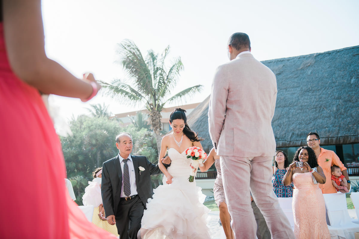 Bonica Cyril Wedding Tulum Mexico Gran Bahia Principe (23 of 60)