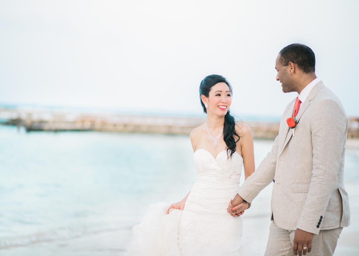 Bonica Cyril Wedding Tulum Mexico Gran Bahia Principe (46 of 60)