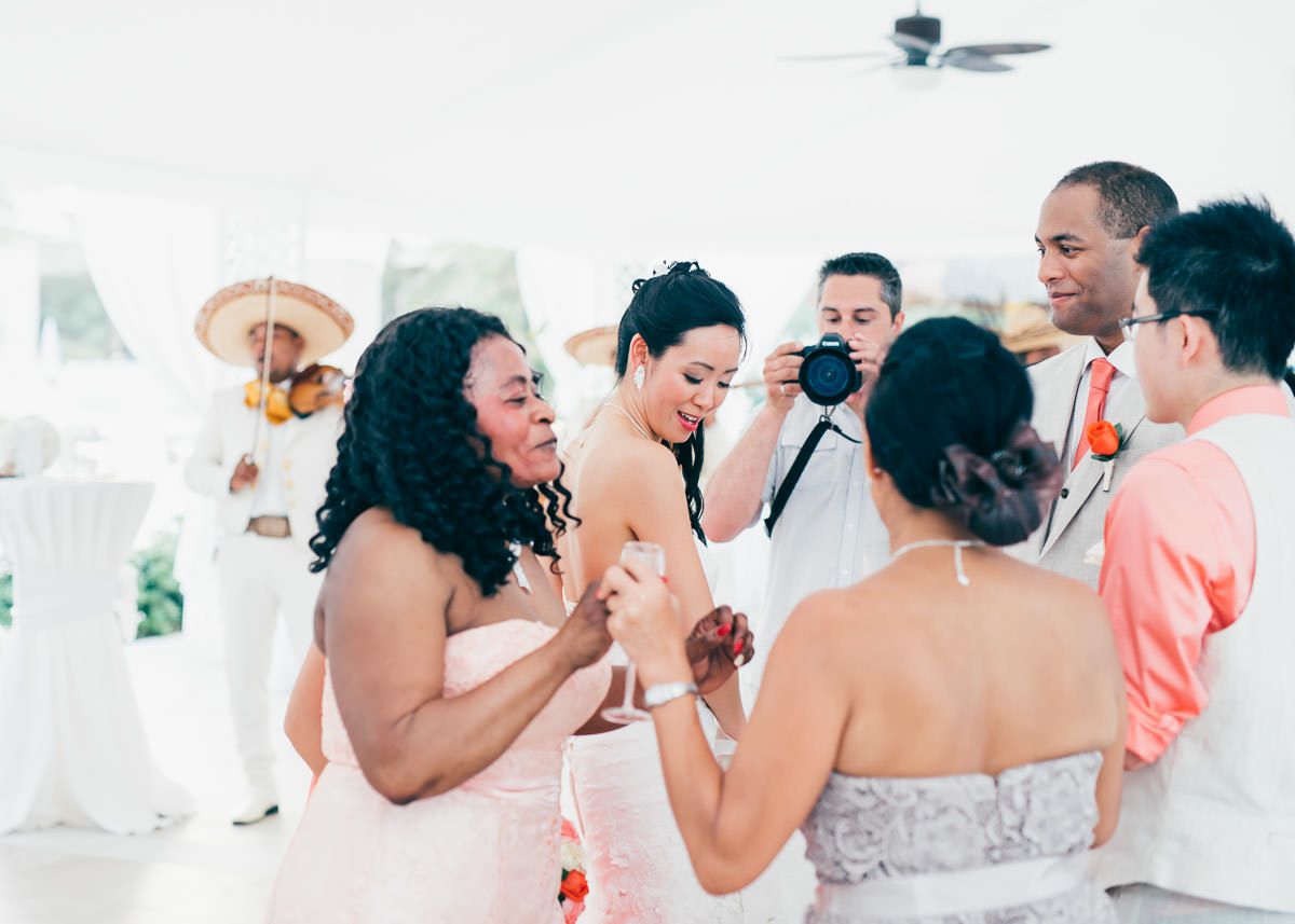 Bonica Cyril Wedding Tulum Mexico Gran Bahia Principe (56 of 60)