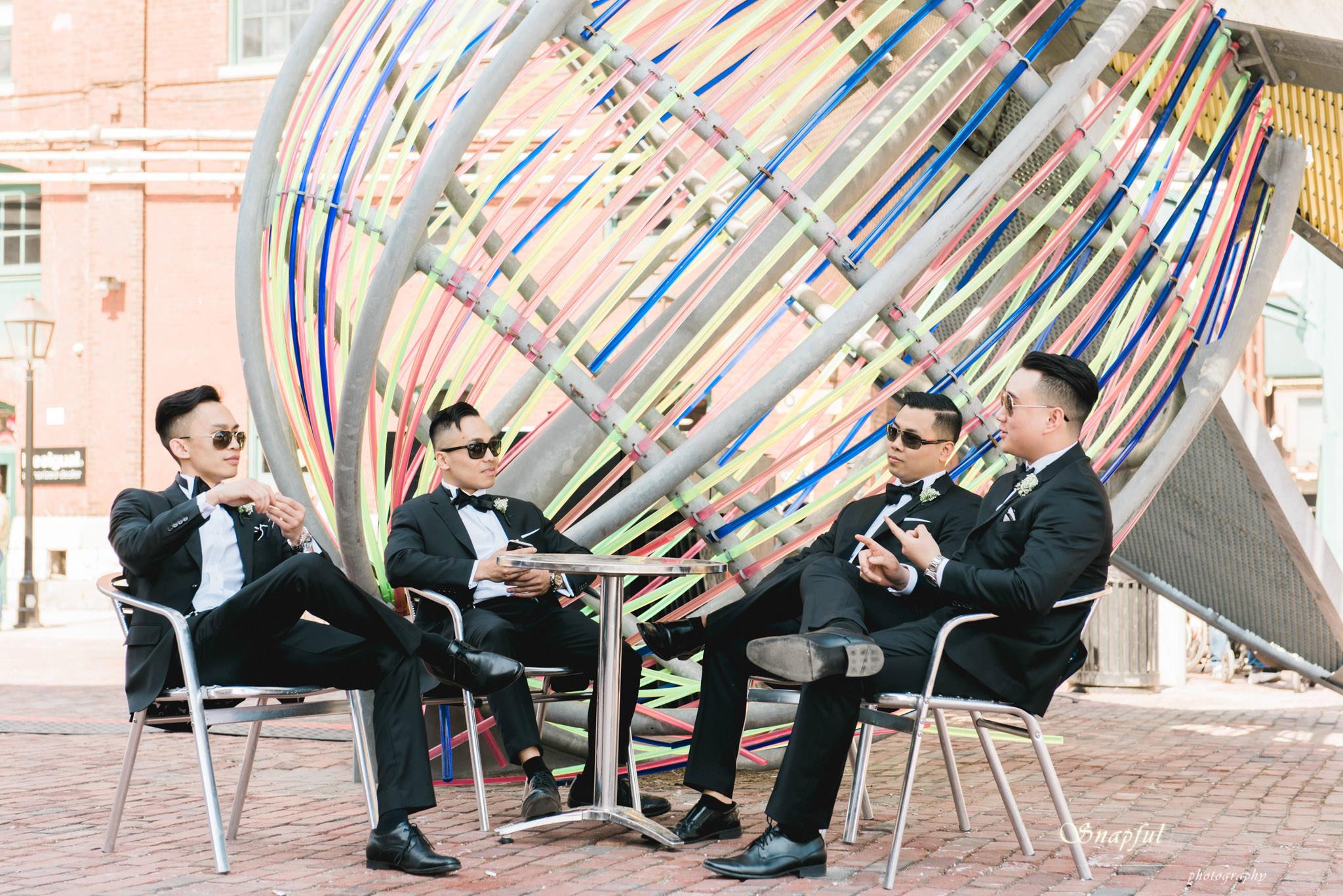 Cong Myshelle Wedding Vietnamese Wedding Borgata-33