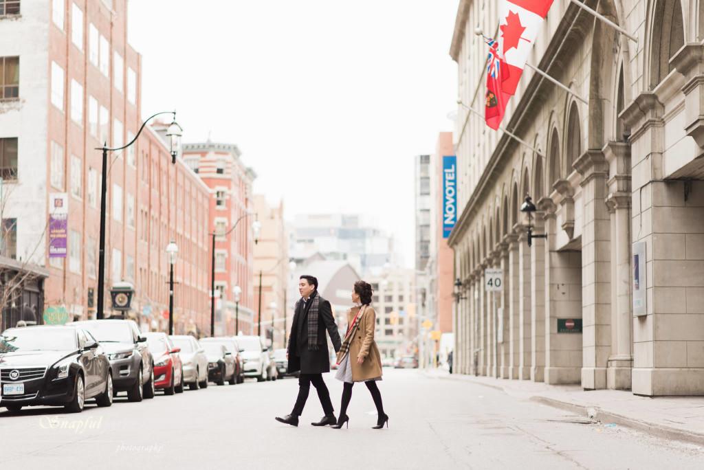 Novotel Toronto Engagement session